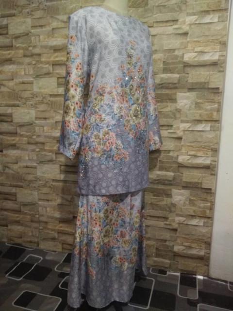 Baju kurung moden TP-247013