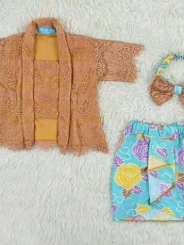 Photo 1 of Baju baby & kanak2 TP-535002 Baju baby & kanak2