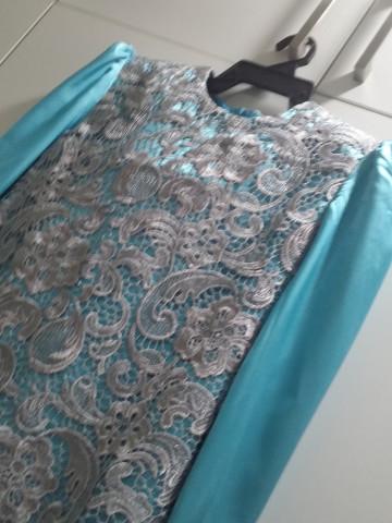 Ssb0001 - Sweet stitches, Kurungg  Modern prada lace
