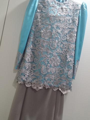 Photo 2 of Sweet stitches Ssb0001 Kurungg  Modern prada lace