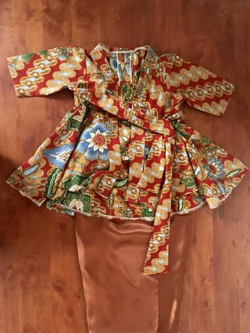 TP-324003 - Baby dress, Comel dan selesa di pakai