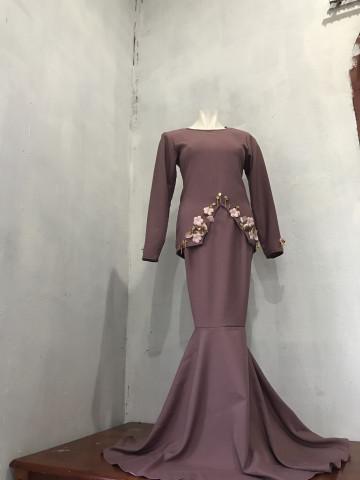 TP-324004 - Bella dress, Cantik , selesa dan mudah digayakan