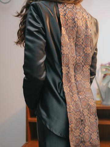 Photo 3 of Baju Kurung Lunara LC-01 Antara hasil kerja kami. Baju Kurung Lunara.