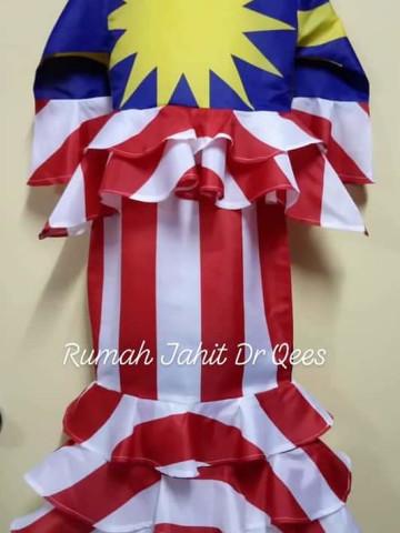TP-253030 Peplum bendera