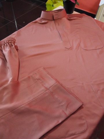 TP-388057 Baju Melayu Cekak Musang