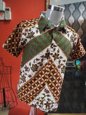 Photo 1 of Kameja Batik TP-388058 Perkhidmatan Jahit Individu &  Pukal minima 15 pcs untuk 1 design Untuk menempah jahit whatsap terus ke talian 0193780293