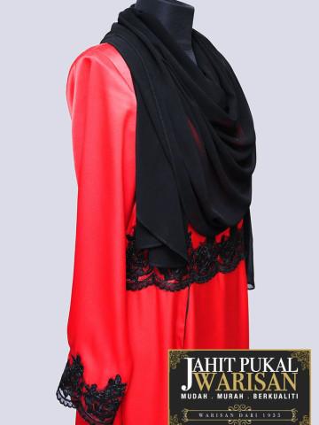 TP-598005 - jubah wanita, jubah wanita