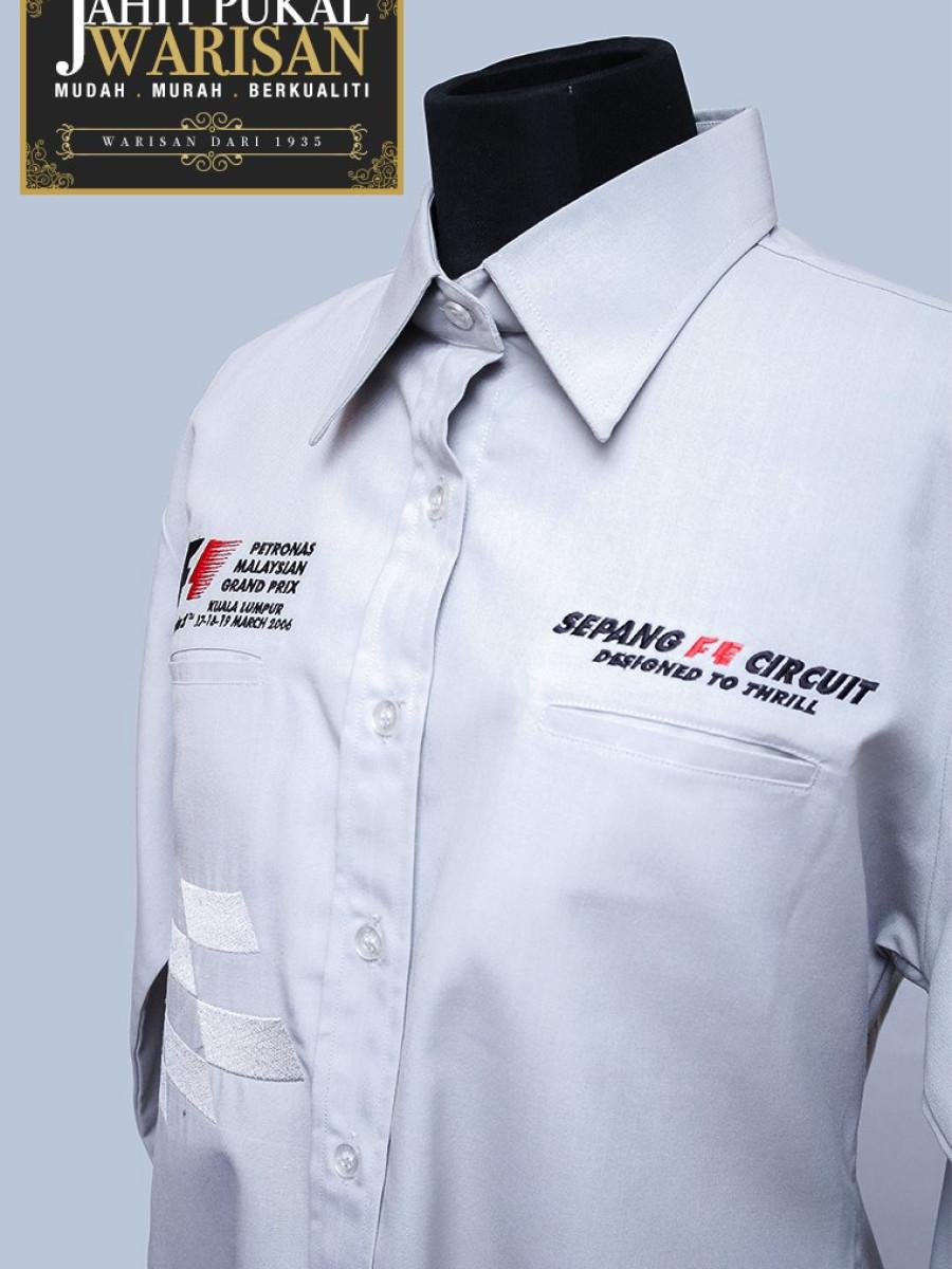 498b7bb88 TP-598008 baju korporat wanita, Lain from Tukang Jahit #598 - MyBaju