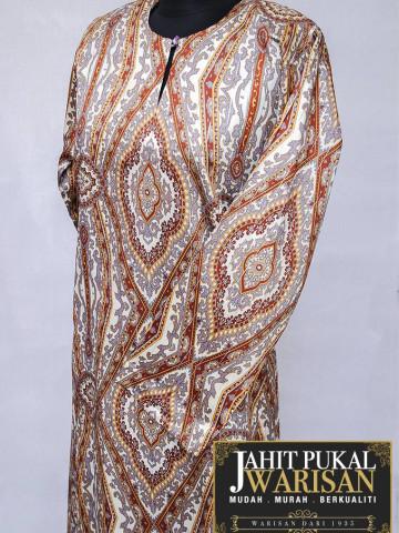 Photo 1 of Baju kurung tradisional TP-598009 Baju kurung tradisional