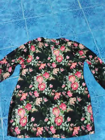 Photo 1 of baju kurung moden TP-578000 baju kurung moden wanita dewasa - bercorak  kain potongan duyung