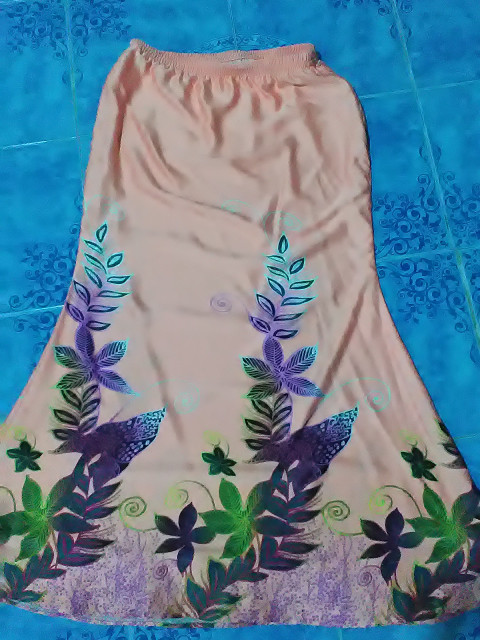 baju kurung pesak gantung / pahang TP-5780020