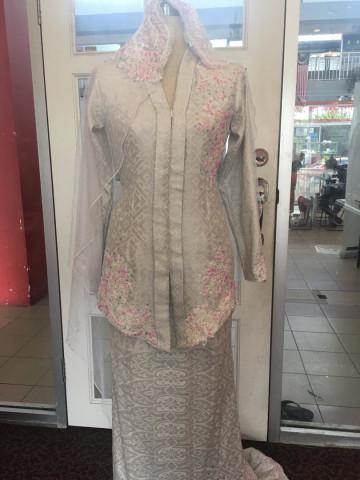 Photo 1 of Baju Kebaya BK-002 Baju kebaya untuk disewa, dibeli dan ditempah.