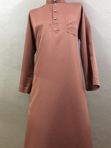 Photo 1 of Jubah lelaki moden TP-634003 Menerima tempahan jubah lelaki moden hanya RM90 sahaja.