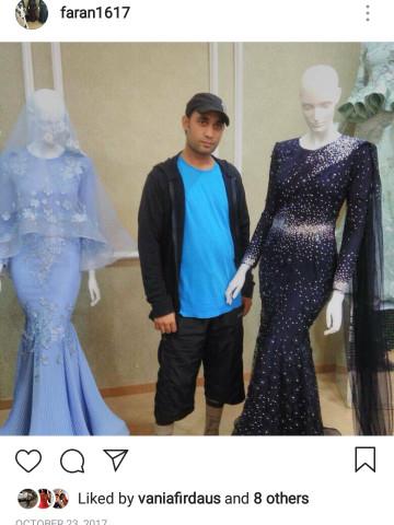 Photo 3 of Customer give the label TP-658001 Baju kurung model with lining or without lining baju kabaya dress shirt cout pants baju kurung Pahang