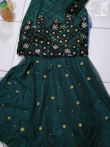 Photo 1 of Kurung moden tambah beeds TP-950001 Sangat cantik