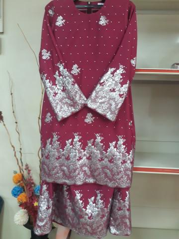 Photo 1 of Baju Kurung TP-517003 Kami menjahit pelbagai pakaian sesuai untuk masa kini.