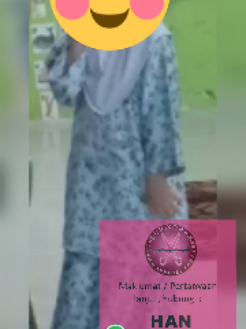 Kurung Johor Tradisional GKJ-101