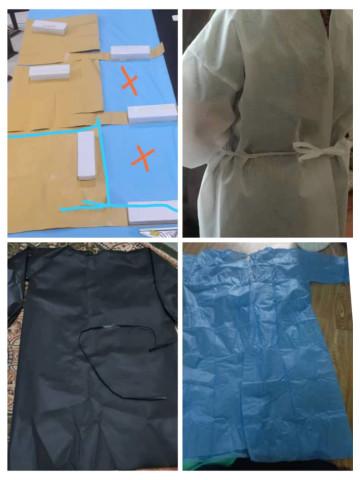 TP-964001 BAJU PPE