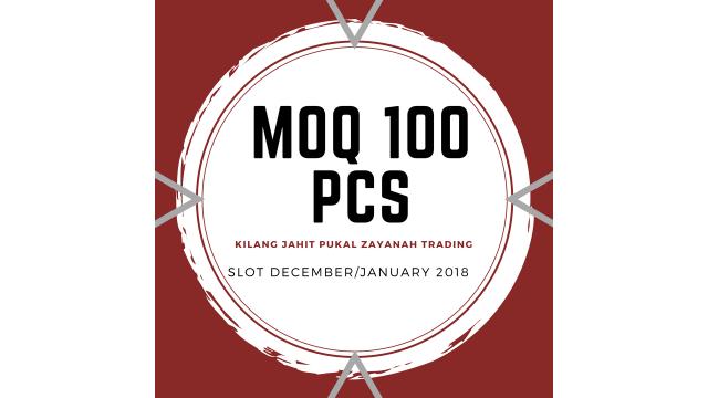 Kilang Jahit Pukal Zayanah Trading Photo 1 of Tailor-338