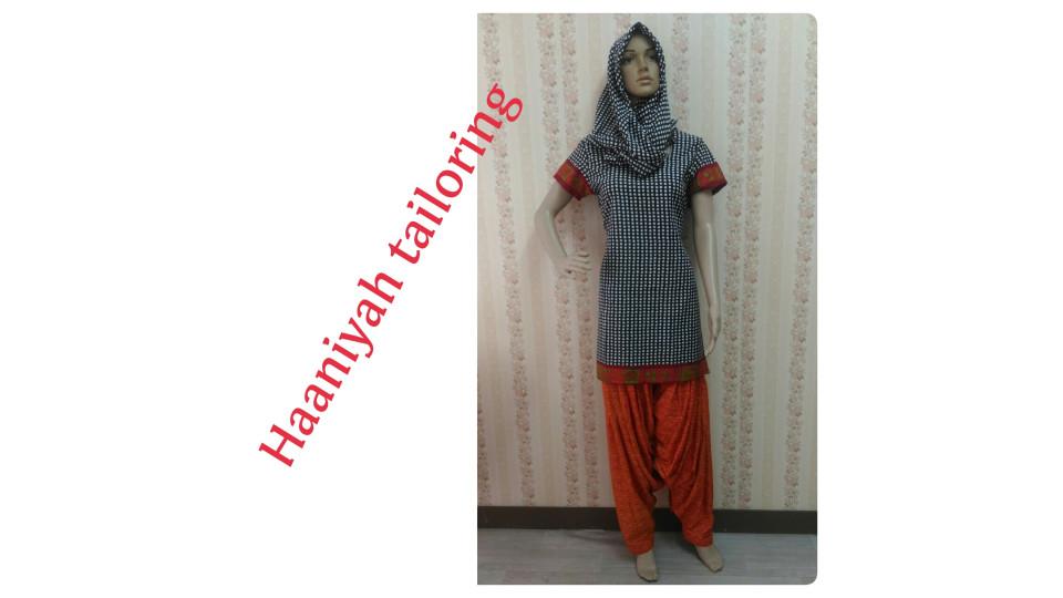 Haaniyah Tailoring Gamba 2