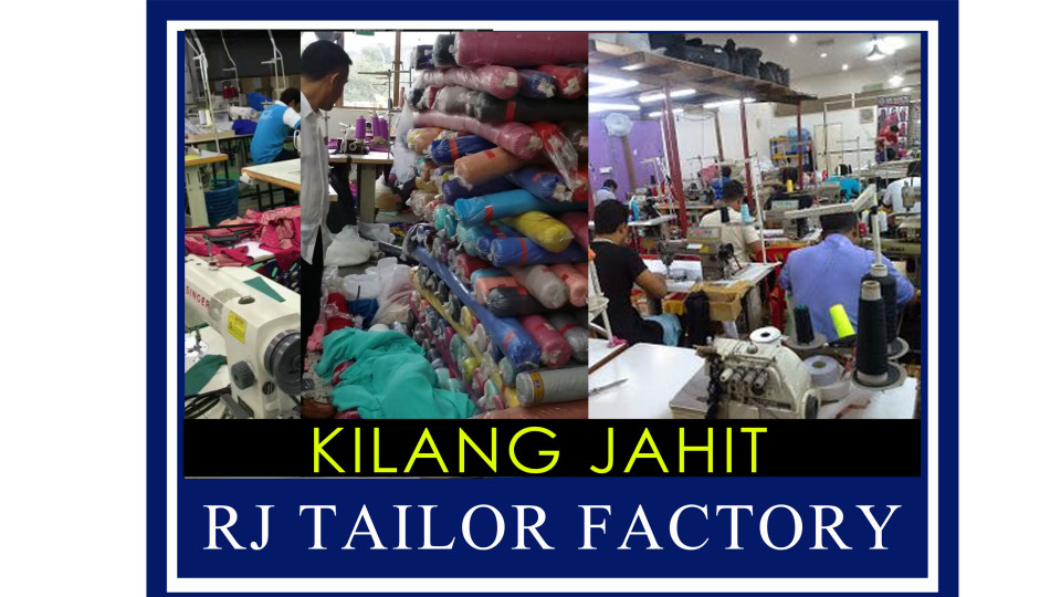 Rj Tailor Factory Gamba 2