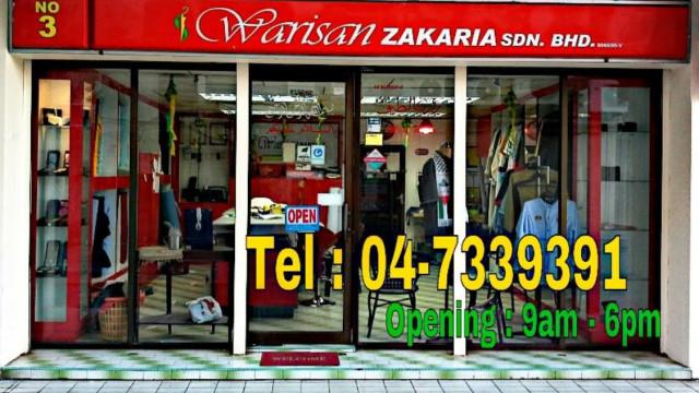 Warisan Zakaria Sdn Bhd Photo 1 of Tailor-536