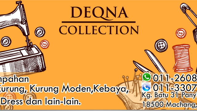 Deqna Collection Photo 2 of Tailor-680