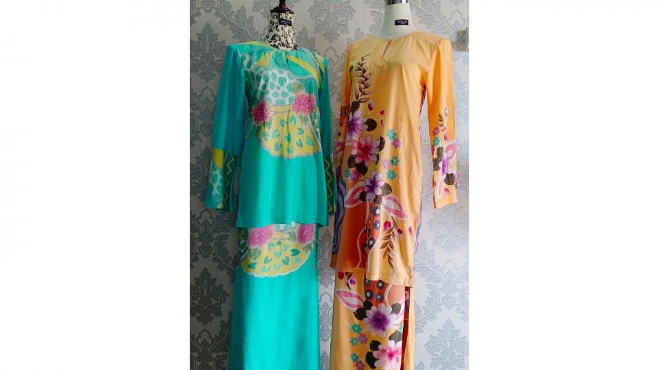 Huwaida Rose Tailor Gamba 2