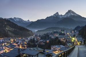 Berchtesgaden alpine watzmann berchtesgaden national park 957002