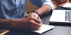 Writing notes idea class 7103