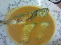 Gulai Masak Lemak Kuning Ikan Kembong Myresipicom