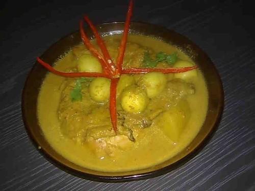 masak lemak special ayam kampung myresipicom Resepi Ayam Masak Lemak Ketumbar Jintan Enak dan Mudah