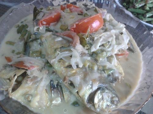ikan masak tempoyak mak kakbesah myresipicom Resepi Ikan Rohu Masak Tempoyak Enak dan Mudah