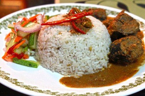 Image result for nasi dagang terengganu