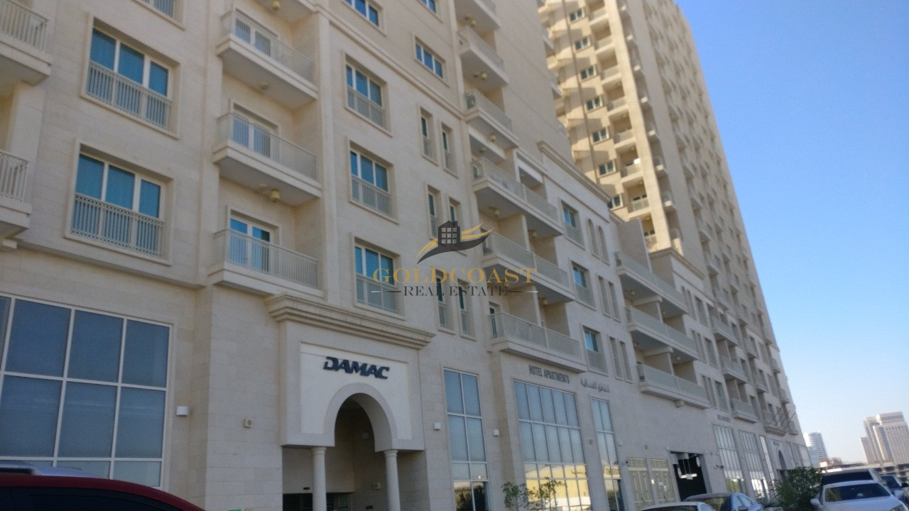 For investment rented 1 bhk, fully furnished unit