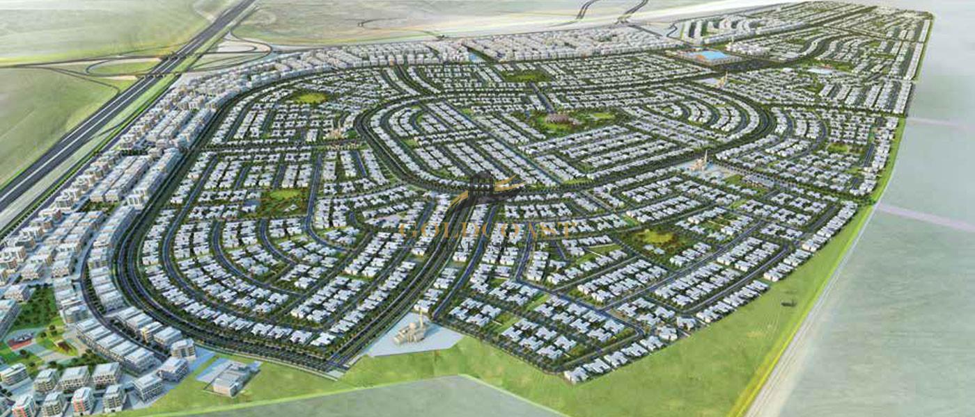 Land in a prime location for sale Jebel Ali Hills