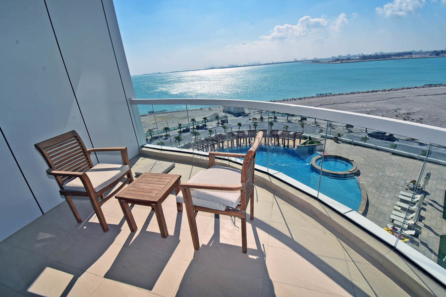 1 Bedroom Apartment with Amazing Terrace