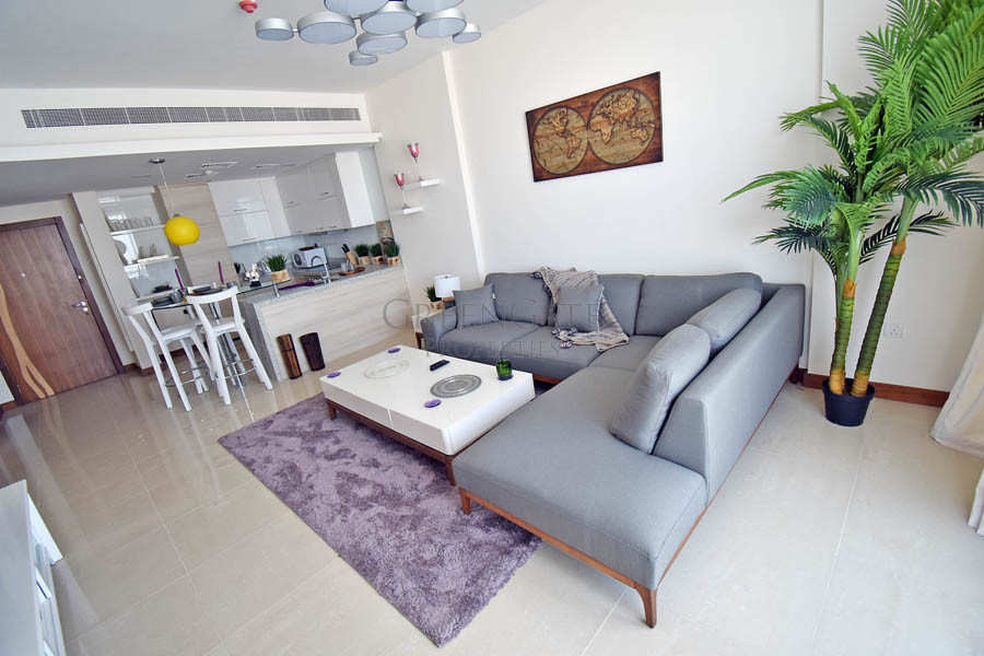 Brand New One Bedroom Flat with Balcony!
