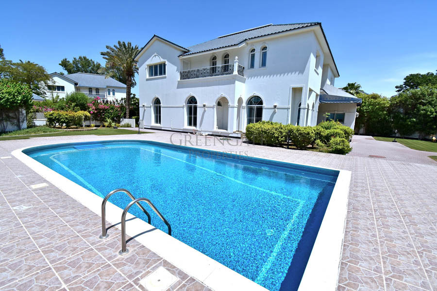 Unsurpassed 5br Luxury Villa with Garden and Pool