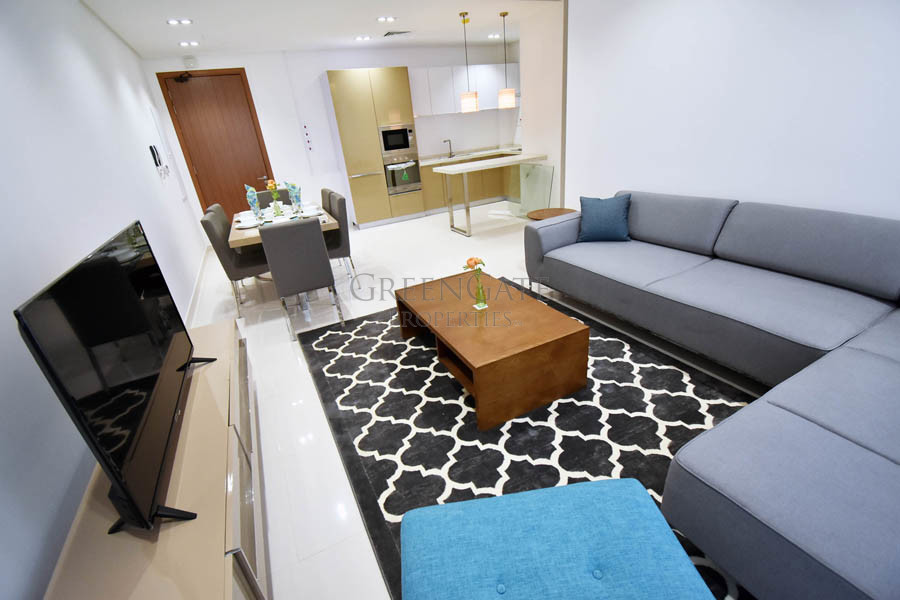 Great Price for Brand New 3 Bed Apt near St. Chris