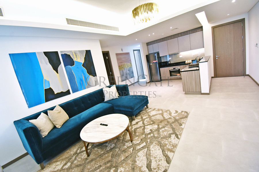 Brand New 3br Apt with Balcony and Top Facilities