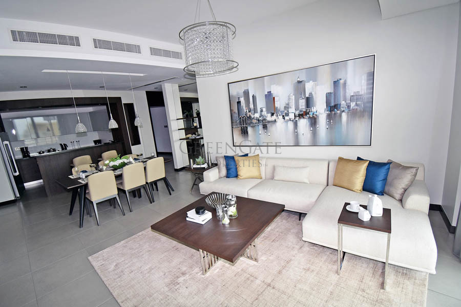 Luxury 2 Bed Apt with Balcony and Housemaids Room