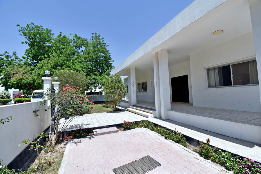 Charming 4 Bed Compound Villa with Private Garden