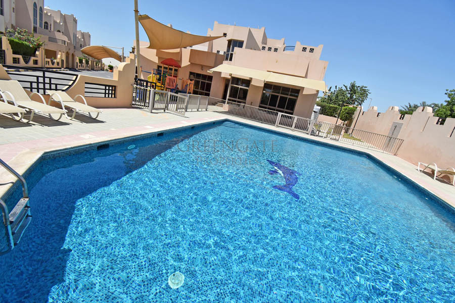 Spacious Four Bedroom Furnished Villa - Rent Inc