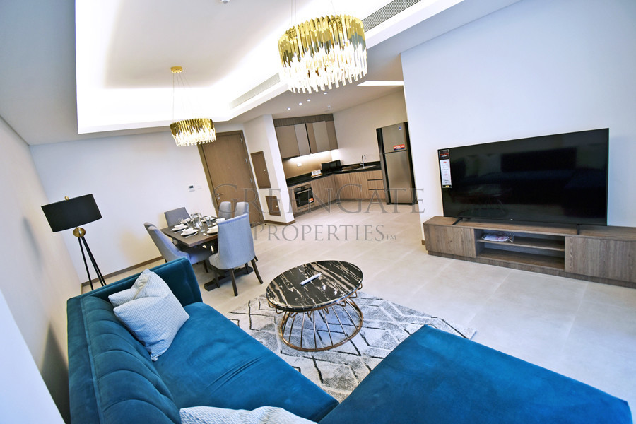 Brand New 2br Apt with Balcony and Top Facilities