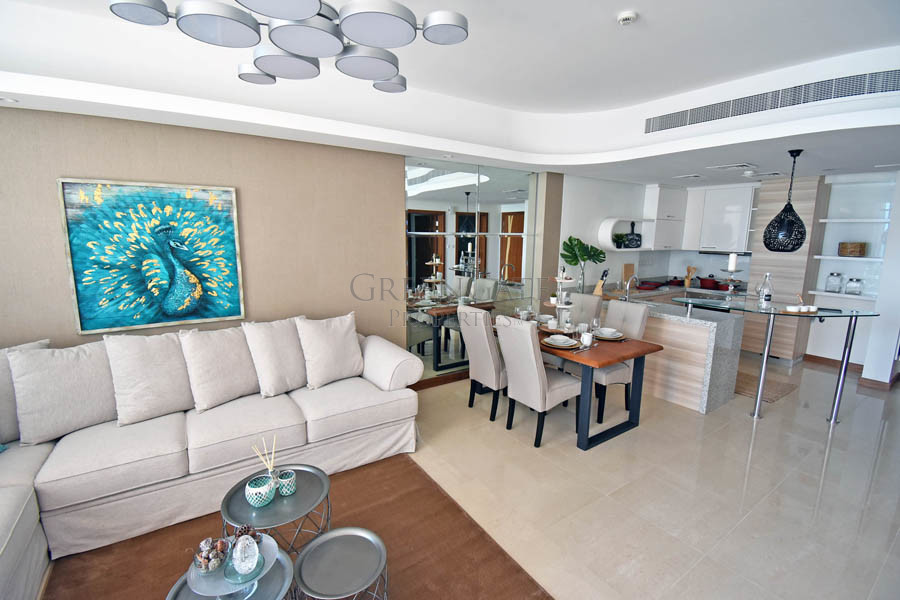 A Stunning One Bedroom Luxury Apartment!