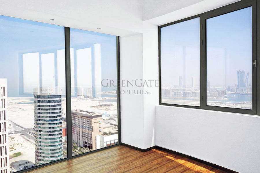 Bright and Sunny 2br Semi-Furnished Apt!