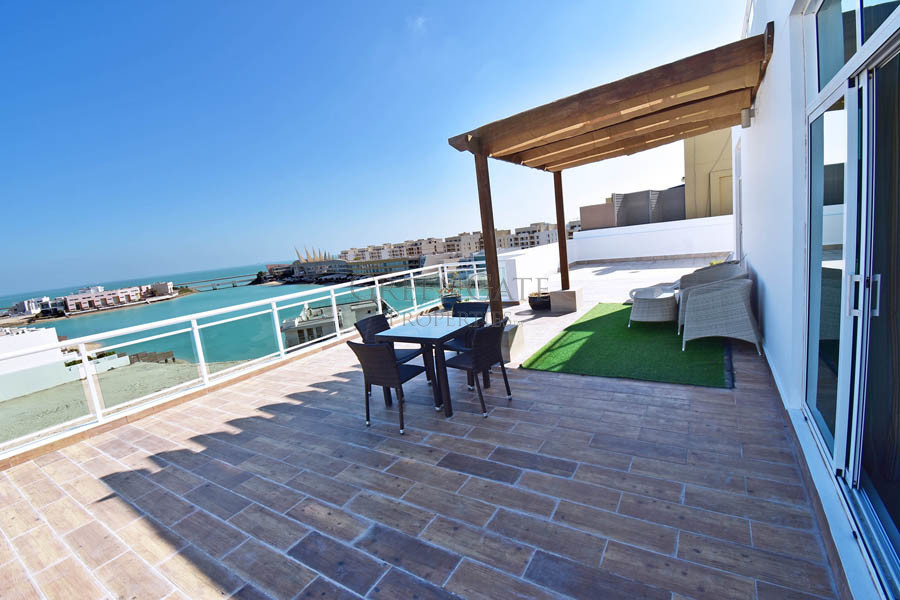 Penthouse   Huge Terrace   Sea View   For US Navy