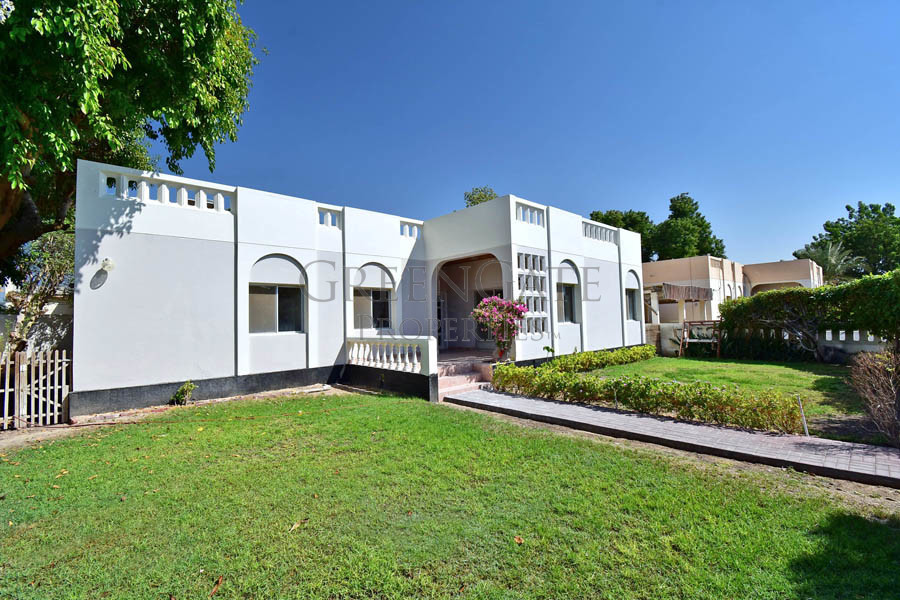 Great Price for This 3br Villa with Private Garden