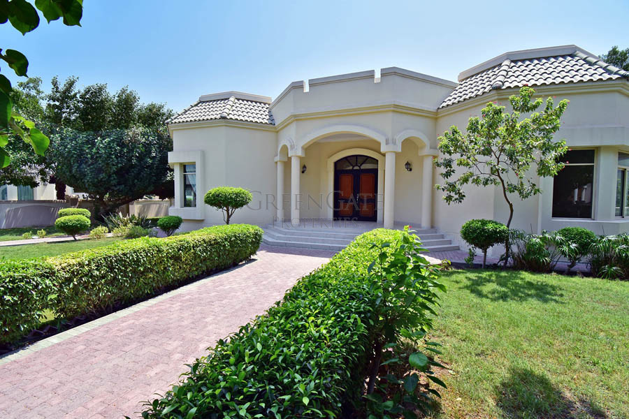 4br Family Home in Superb Green Compound